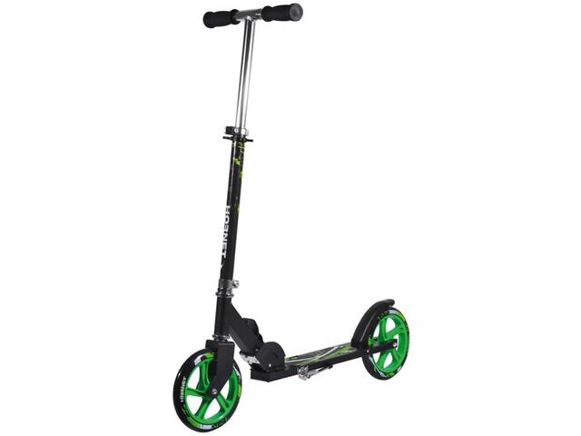HUDORA Hornet Løbehjul til børn Børn, neon green